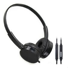 Stereo Headphone Headset Hands Free for Android IOS Smartphones iPhone Samsung