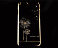 "Dandelion Electroplating Clear Hard Case Cover Skin for 4.7"" iPhone 6"