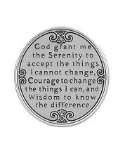 Pocket Token Scripture Pocket Token Serenity Prayer ER36876