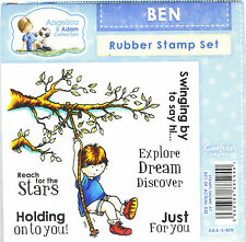 Angelica & Adam Collection - Various Boys Names - Crafter's Companion