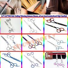 Barber Hair Cutting Thinning Scissors Shears Salon Hairdressing Set Best Quality
