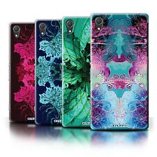 STUFF4 Back Case/Cover/Skin for Sony Xperia Z2/Symmetry Pattern