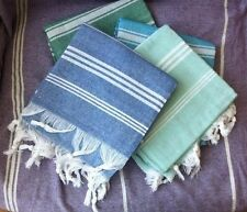 Turkish Bath Hamam Towels Spa Sauna Beach Yacht Yoga Hammam Peshtemal Gym