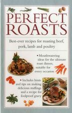 NEW Perfect Roasts by Valerie Ferguson Hardcover Book Free Shipping