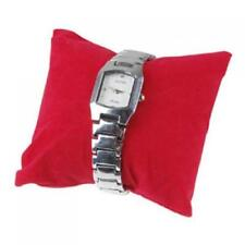 5pc/10pc Velvet Watch Bracelet Bangle Jewelry Pillow Cushion Display Show u pick