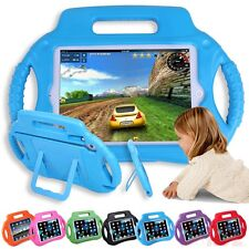 Safe EVA Child Kids Shock Proof Thick Foam Handle Stand Case Cover for iPad Mini