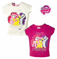 MY LITTLE PONY OFFICIAL TOP T SHIRT 2-8 years 100% COTTON BNWT SPRING 2015
