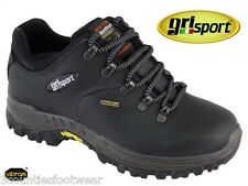 WALKING SHOES WINNER WHICH MAG GRISPORT HIKING SHOES WATERPROOF ALL SIZES BLACK