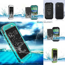Genuine Dot View Case Waterproof Shockproof Bracket Stand Cover for HTC One M8