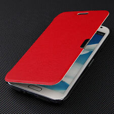 Magnetic Flip Leather Case Stand Cover Pouch For Samsung Galaxy Note II 2 N7100