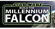 STAR WARS BUILD THE MILLENNIUM FALCON MODEL MAGAZINE PARTWORK ISSUES 1 - 50 NEW