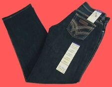 Womens Wrangler Q-BABY Boot Cut  Mid-Rise Stretch Riding Jeans WRQ20GN Choose Sz