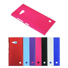 New Frosted Hard Plastic Back Cover Case Skin For Nokia Lumia 730 735