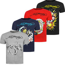 Ed Hardy Crew Neck T-Shirts - Classic Collection