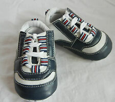 dark blue leisure boy shoes toddler shoes baby boy shoes US size1,2,3