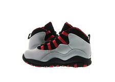 Youth (PS) Air Jordan Retro 10 Wolf Grey/Black 487212-009