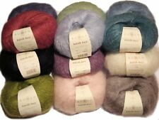 Rowan Kidsilk Haze Mohair Knitting Yarn - 25g Various Shades