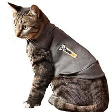 THUNDERSHIRT BEST SOLUTION FOR CAT ANXIETY SIZE  S  M  L NEW