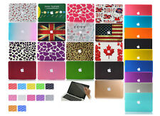 3in1 set/Rubberized Matte Hard Case Cover for Apple MacBook AIR 11/13/ PRO13/15