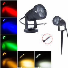9W Outdoor Waterproof Led Spotlight Flood Light lamp for Garden Yard Path Pond