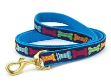 Any Size- Up Country - MADE IN USA - Designer Dog Puppy Leash - Big Bones