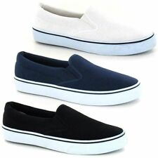 Men Women Canvas Flat Slip On Casual Shoes Sneaker Trainers Hand Painted Shoes