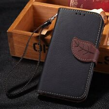 For Samsung Galaxy S4 I9500 Case New Luxury Leather Flip Card Wallet Cover Pouch