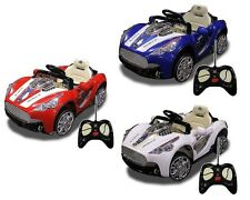 New MTN Ride-on Battery MASERATI Style Kids Ride On Toy Luxury Sports Car Remote