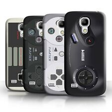 STUFF4 Phone Case/Cover for Samsung Galaxy S4 Mini /Games Console