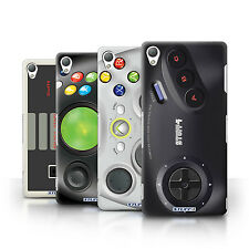 STUFF4 Phone Case/Cover for Sony Xperia Z3 /Games Console