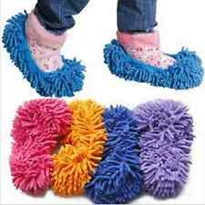 1Pcs Multi Function Clean Shoe Cover Slippers Floor Dust Clean Shoes Mop House