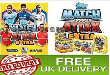 Topps Match Attax EXTRA 2014-2015 14/15 - SQUAD UPDATE CARDS Numbers #1 - #36