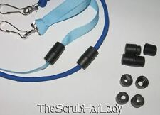 Safety Breakaway Barrel Connectors for paracord lanyards or ribbon POPs @ ~7-12
