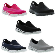 New Skechers Go Walk 2 Womens Shoes Ladies Trainers Size UK 4-8