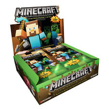 MINECRAFT COLLECABLE STICKER CARDS ~ TCG ~ TRADING CARD