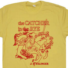 The Catcher in the Rye T SHIRT Horse JD Salinger mens womens Vintage Cool Tee