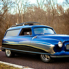 Nash : Nash  Custom Wagon