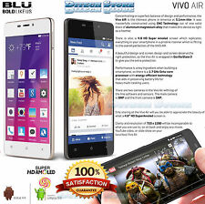 New BLU Vivo Air D980L Unlocked GSM OctaCore 1.7Ghz Cortex A7 Phone New