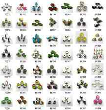 10pcs mixed Floating Charms locket charms for floating memory locket FC275-FC339