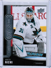 14/15 UD OVERTIME WAVE 3 HOCKEY BASE CARDS ( #121 - #180 ) U-Pick From List