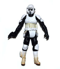 Star Wars Legacy Collection Biker Scout Trooper Loose Action Figure