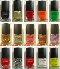ONE NEW CHERIMOYA NAIL POLISH VERNIS CLASSIQUE LACQUER - YOU PICK!