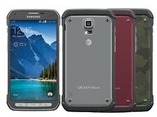 New Samsung Galaxy S5 Active SM-G870A 16GB AT&T Smartphone 4G LTE Android WiFi