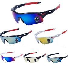 Outdoor Sport Ciclismo Bicicletta sole Eyewear UV400 Goggle Lens