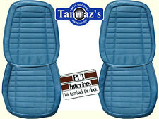1970 Firebird Front Seat Upholstery Covers Deluxe Interior PUI New