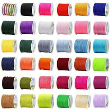 WHOLESALE 100M 0.8 MM NYLON RATTAIL CORD CHINESE KNOTTING STRING FOR SHAMBALLA