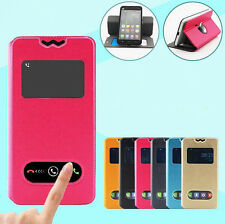 New Flip Cover Case For Micromax A106 Unite 2 Cell Phone 0103