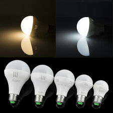 Saving E27 Energy LED Bulb Light Lamp 3W 5W 7W 9W 12W  White AC 110V 220V