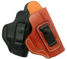 Cebeci Leather In The Pants IWB Concealment Holster  For... Choose Color & Model