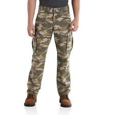 2 pair Carhartt 100272 KHAKI CAMO Rugged Relaxed Fit Cargo Pant [CADS-272]